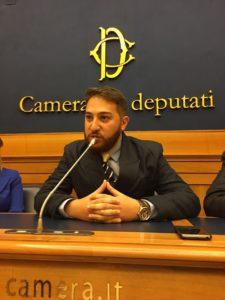 Alla Camera dei Deputati - Conferenza stampa
