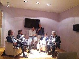 Convegno sul referendum al Museo di Tripi con l'On. Grasso e l'On. Greco